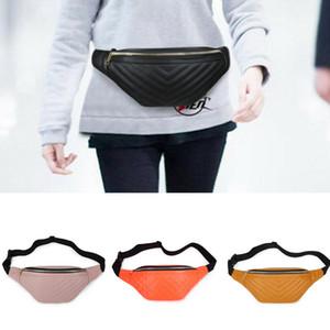 2019 Newest Hot Fashion Ladies Waist Fanny Pack Belt Bag Women Pouch Travel Hip Bum Bag Zipper Solid Small Purse