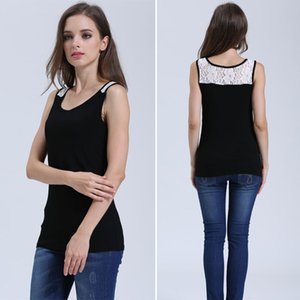 Summer Lace Sleeveless Maternity Clothes Vest breastfeeding nursing Tank Tops for Pregnant Women Maternity Tops