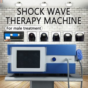 2020 New style Shockwave Therapy Machine for Pain Relief Treatment Extracorporeal Shockwave Machine for Erectile Dysfunction