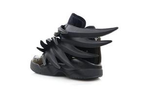 2019 роскошный дизайнер Jeremy x Original Wings 3.0 тройные черные кроссовки женская мода Повседневная обувь Vintage Personality Boy Girl Shoes C01