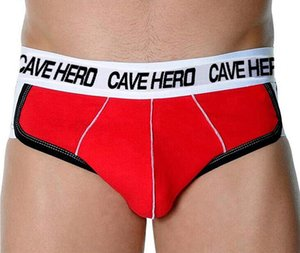 Mode sexy Baumwolle starke Herren Boxer Bum Lift Knickers Unterwäsche mit gepolstertem Rücken innen Jugend U konkav abnehmbar cool