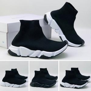 BaLenciaga Speed Горячие Продажи Роскошные Дизайнерская Детская Обувь Paris Triple S 2.0 Детские Кроссовки Повседневная Обувь для Лучшего качества Мужские Женские