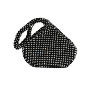 Ladies Handbags Women Leather Top-handle Bags Woman Summer Messenger Bag Famous Female Handbag Clutch Diamonds