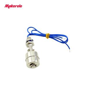 / 220V Paslanmaz Çelik Şamandıra Anahtarı 110v Ücretsiz Kargo makerele -SFS6010 Sıvı Su Seviyesi Kontrolü Sensörü