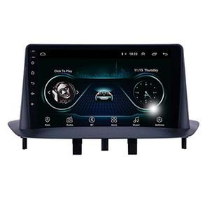 """9"""" Android 9.0 HD Touchscreen GPS Navigation Car Video Player para o período 2009-2014 Renault Megane 3 com suporte a Bluetooth WIFI Carplay SWC"""