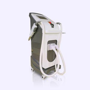 Taibo горячая продажа вертикальных два ручек и IPL-й ИАГ лазер IPL неавтоматических лазерной машины для удаления волос