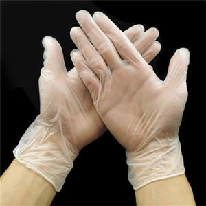 24H DHL доставка, одноразовые нитриловые перчатки защитные перчатки универсальные бытовые садовые перчатки для чистки FS9517