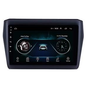 9 pouces Android 9.0 Voiture multimédia avec GPS pour 2006-2012 Mercedes Benz ML Class W164 ML350 ML430 ML450 ML500 Support 3G WiFi
