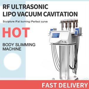 2020 Hot vente machine cavitation réduction de la graisse LipoLaser ultrasonique cavitation RF portable machine minceur pour spa