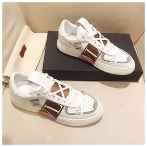 scarpe firmate vitello Lace-Up pantofola piattaforma aerea basket sandalo Kanye tripla epoca Espadrillas sandalo diapositive nuova
