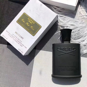 Top sale perfume men Creed aventus sliver mountain water black Creed Irish tweed green Creed 120ml with high quality fast shipping
