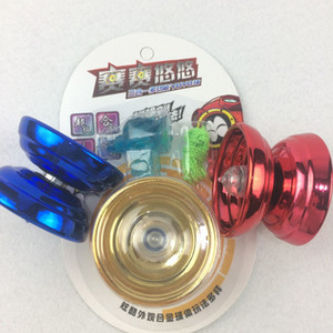 30pcs lot alloy yo-yo Magic whirlwind alloy Yo-Yo Yo-Yo children decompression toy dhl free