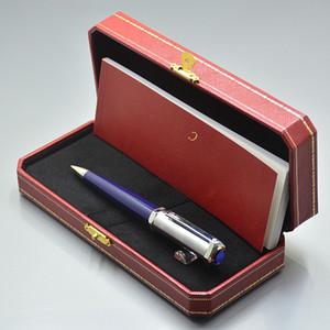 Лучшие Qulity Подарочный набор ручек CT Шариковая ручка с милой обуви камень Офис Бизнес Канцелярский Написать Refill Шариковые ручки с серийным номером