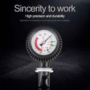 Newstyle Air Vacuum Pressure Gauge Water Oil Manometer Double Scale Pressure Measuring Tools Hydraulic Meter Surfboard