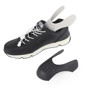Sneaker Karşıtı Kırışıklık Wrinkled Katlama Ayakkabı Desteği Burun Cap Spor Topu Ayakkabı Baş Sedye için ayakkabı Shields