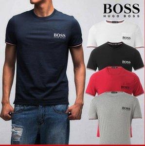 Cinese Taglia S - XXXL maglietta estate HBA maglietta Hood In aereo HBA X Conosci Trill Kanye West tee shirt 100% cotone colore 6