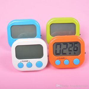 7 цветов Цифровой кухонный таймер Многофункциональный таймер обратного отсчета Up Электронные Egg Timer Kitchen Выпечка Светодиодный дисплей Timing Напоминание BH2161 CY