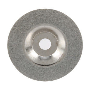 Freeshipping Glass Grinding Wheel 4 inch Diamond Cutting Wheel Saw Blade Resin Diamond Grinding Disc Rotary Abrasive Tools for Ceramic Glass