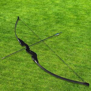 Professional Takedown Recurve Bow para direito Hunting mão do tiro Training Games Prática Archery Faça de madeira para baixo Hetero withou Long Bow