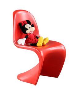 modern design classic popular Kids plastic S shape dining chair stackable Children leisure Chair Baby loft style design