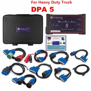 Hochleistungs-Lkw DPA5 Dearborn Protocol Adapter 5 Multi-Diagnosescanner-Tool Vollkabel mit CF19-Laptop-Software
