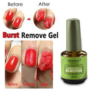 VINIMAY Гель для ногтей Magic Remover Soak Off Base Матовый верхний слой Гель Лак для ногтей Gelpolish Nail Art Грунтовка Лак для ногтей Салон