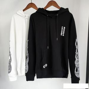 Chrome Pullover Herzen Hoodies Marke berühmten Hollywood LuxuxMens Hoodie Gezeiten Sweatshirts Marke hoody Paare Jugend Hip-Hop Hoodys