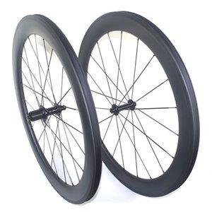 estrada de carbono argumento decisivo 700c carbono rodas de bicicleta de estrada 38 milímetros 50 milímetros 60 milímetros rodado