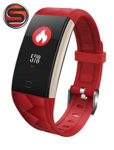 SOVO B74 intelligent Wristband Moniteur de fréquence cardiaque Fitness Tracker sang pression artérielle oxygène Bluetooth 4.0 T20 Bracelet intelligent