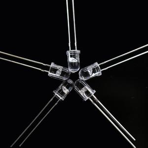 980nm LED 5mm ИК-светодиодные лампы Light Emitting Diode 970нм 980nm ИК-светодиод для детектора применения