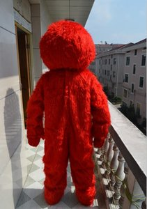 Gros-Hot Vente Sesame Street Cookie Monster Costume Party Mascot Costume Costume Livraison gratuite
