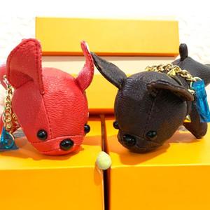 Designer bolsas Buldogue Pingente Bolsas Decoração Pingente Car Luggages saco de peças Acessórios Presentes vêm com caixa
