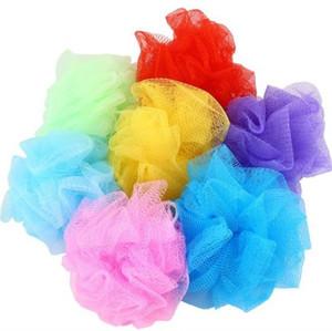 banyo banyo topu Koreli banyo renk sünger çiçek sürtme Büyük çift renk çocuklar özelleştirilebilir
