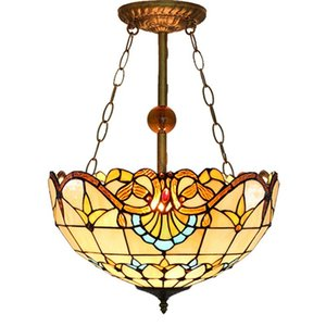Europea creativa vetri lampadario Tiffany vetrate soggiorno pranzo camera da letto del club decorazione bar Sala anti-lampadario TF045