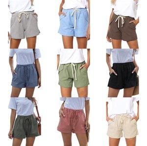 Brave persona pieles de compresión medias de las mujeres Hawaiian Beach Junta para mujer Pantalones cortos elásticos de la cintura Bobybuilding Bermuda Mx200407 # 564
