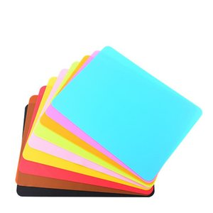 40x30cm Silicone Mats Baking Liner Muiti-function Silicone Oven Mat Heat Insulation Anti-slip Pad Bakeware Kid Table Placemat Free Shipping