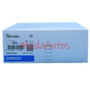 Novo na caixa Omron CQM1AD041 PLC A / D Omron CQM1AD041 Um ano de garantia