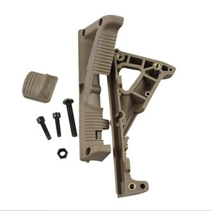 Vente chaude Poignée extérieure de deuxième génération AFG Foregrip Accessoires avec Angled rail de guidage pour Nerf Toy G un Accessoires