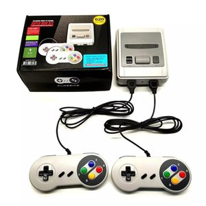Classic Mini Tv Game Console 600 Upgrade 620 Games Handheld Retro Game Consoles New Dual Controllers Arcade Fighting Video