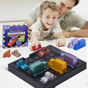 Rushhour Ingorgo ore Time Rush Giocare logica pensiero gioco puzzle game giocattolo gioco da tavolo per bambini per i bambini