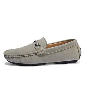 Hot Sale-Mens Kleid Schuhe Ketten Knoten Schuhe Herren zu Fuß Schuh lässigen Komfort Atem Schuhe für Männer zy956 reisen