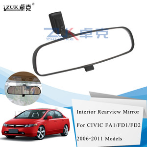 Zuk Inner Interior Rearview Rearview Mirror For HONDA ACCORD 2003-2007 CIVIC 2006-2011 FA1 FD2 FIT JAZZ 2009-2014 CITY 2008