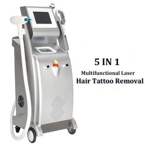 3 alças equipamentos IPL OPT corpo frente da máquina de depilação a laser YAG lavagem sobrancelha remoção de tatuagens pigmentação Elight RF IPL do cuidado da pele