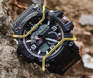 GG-1000 Edelstahl-Uhr-Stoßfänger-Schirm-Schutz-Fall-Schutz-Draht-Schutz
