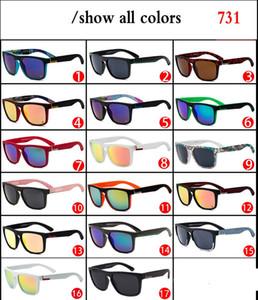 Vintage QS Outdoor Sport Sunglasses Mulheres Homens Marca Designer de Moda Top Men Óculos 731 oculos Femake rápida Big Qquare Óculos