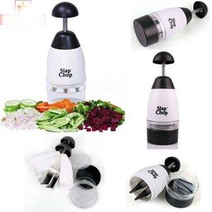 Овощной измельчитель игры кухня ручной инструмент Домашняя машина Терка Овощной чеснок Triturator Cut Kit с розничной коробкой