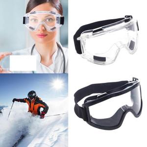 غطاء السلامة نظارات واقية للتزلج على الجليد للدراجات النارية نظارات نظارات حماية العين مختبر العمل نظارات العين