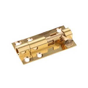 Deslize captura de bloqueio trinco Barrel Porta de Segurança Início Portão Hardware Durable prático Outros adesivos decorativos