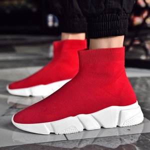 Casual Shoes Speed Trainer Luxury Paris Socks Shoes Men Women heavy sole Fashion Runner Sports Boots Hiking Designer Sneakers