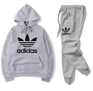 Designer Anzug für Männer Luxus Sweat Anzüge Herbst Marke der Frauen Trainingsanzüge Jogger Anzüge Jacke + Pants Sets Sportanzug Print Männer Kleidung